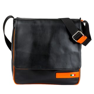 PALLADIO - BLACK/ORANGE