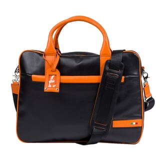 THUN - BLACK/ORANGE
