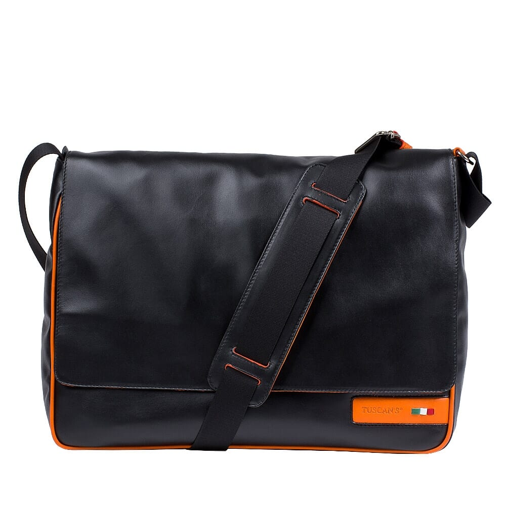 SOLERI - BLACK/ORANGE