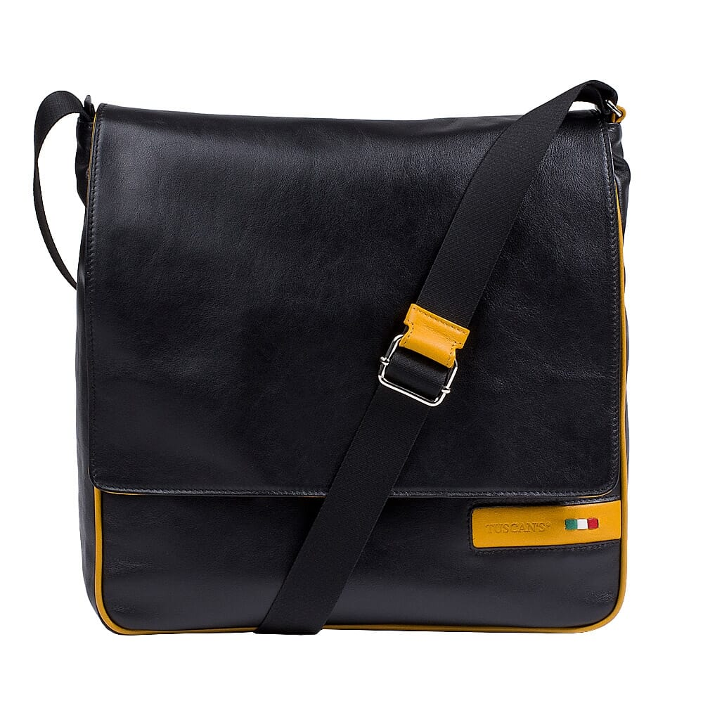 BOERI - BLACK/YELLOW