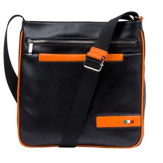 BONTEMPI - BLACK/ORANGE